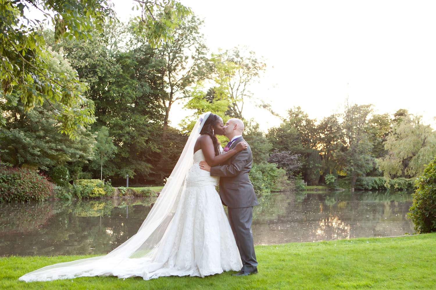 A Glamorous St Michaels Manor Wedding