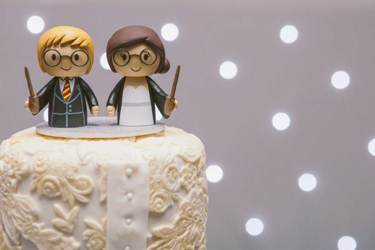 A Harry Potter Wedding In Milton Keynes