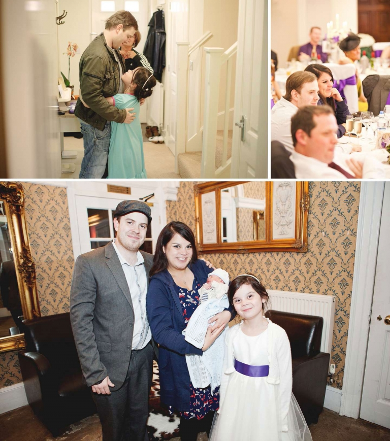 Candids of me and family by Steven Haddock