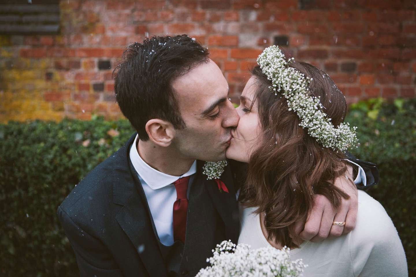 An Intimate DIY St Albans Wedding