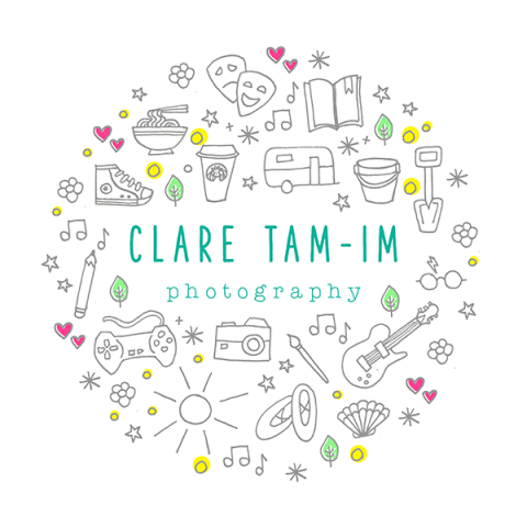Clare Tam-Im Photography Logo