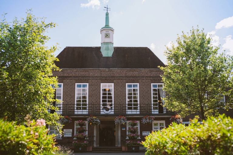 Beaconsfield Chambers for wedding