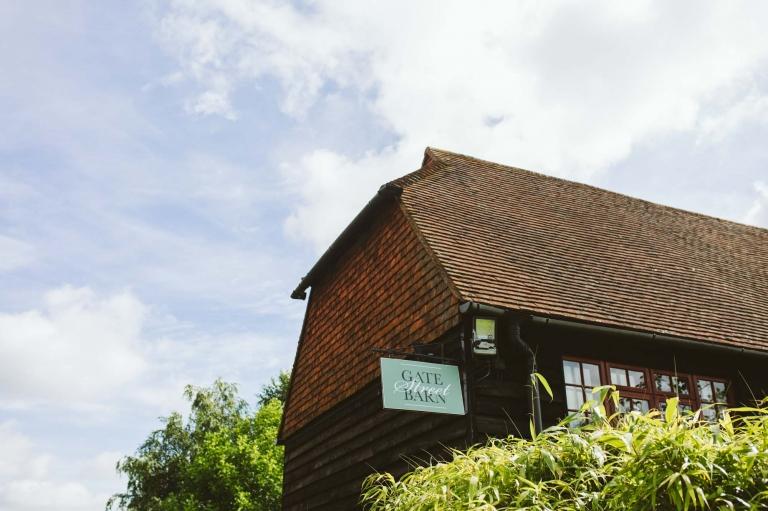 Gate Street Barn Wedding - wedding venue in Surrey